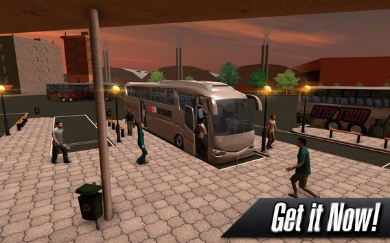 Coach Bus Simulator 73