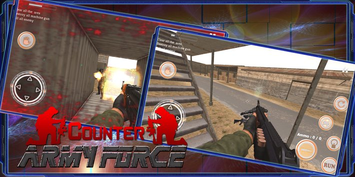 Counter Army Force 2