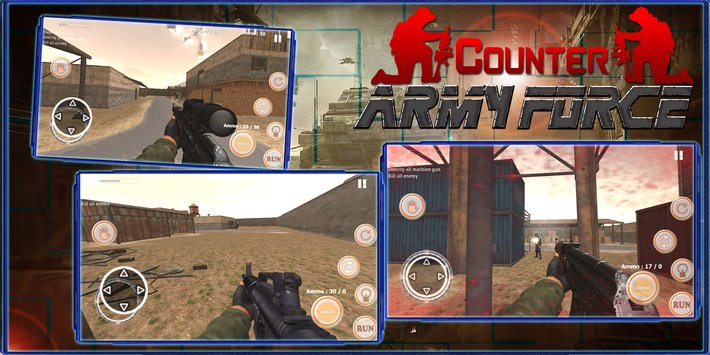 Counter Army Force 3