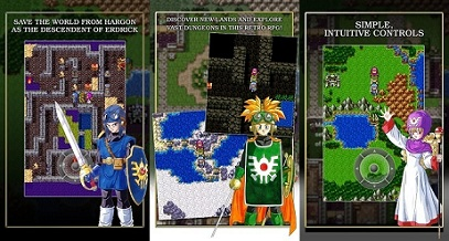DRAGON QUEST II 3