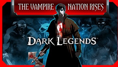 Dark Legends logo