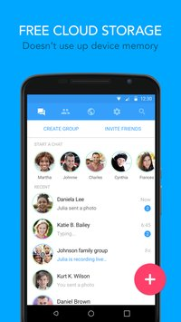 Glide - Video Chat Messenger 5