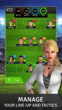 Golden Manager - Soccer 1