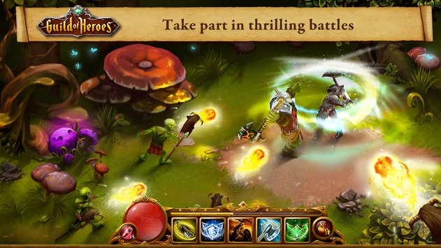 Guild of Heroes - fantasy RPG  6