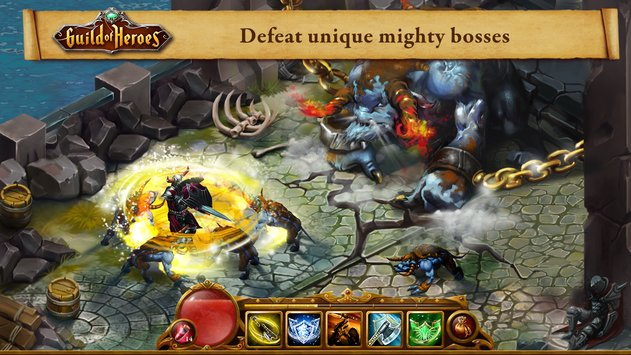 Guild of Heroes - fantasy RPG  7