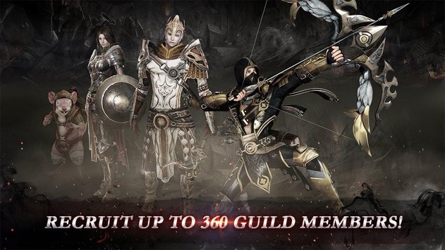 Guild of Honor 4