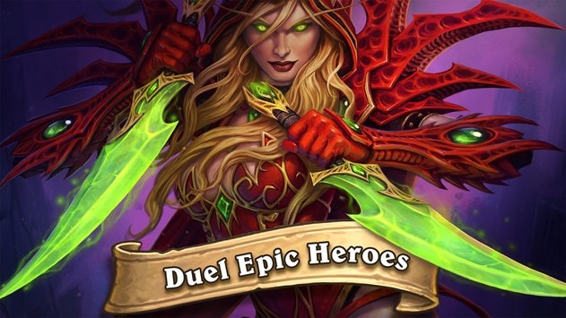 Hearthstone Heroes of Warcraft 2