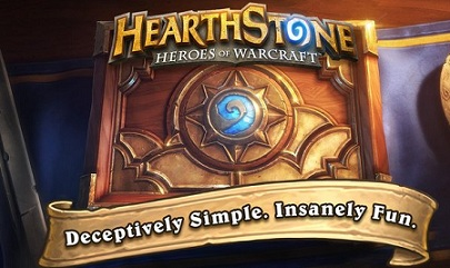 Hearthstone Heroes of Warcraft logo