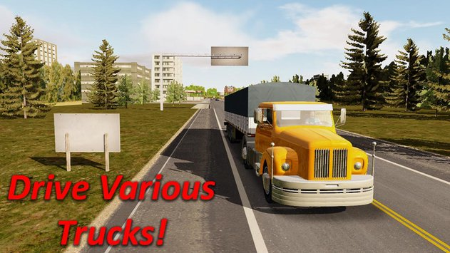 Heavy Truck Simulator 2