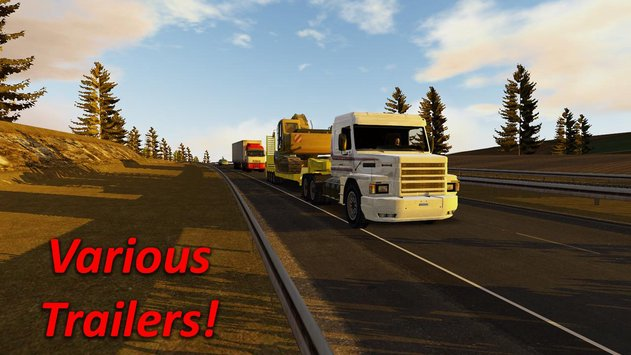 Heavy Truck Simulator 5