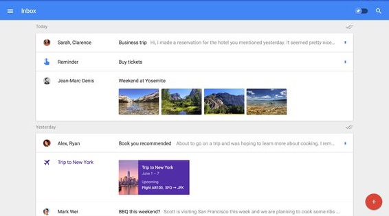 Inbox by Gmail 7
