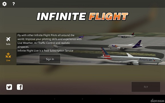 Infinite Flight Simulator.3