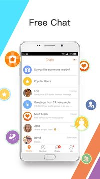 Mico - Meet New People & Chat 4