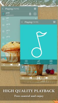 Music Player for Android 4