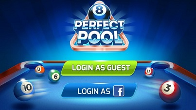 Perfect Pool logo