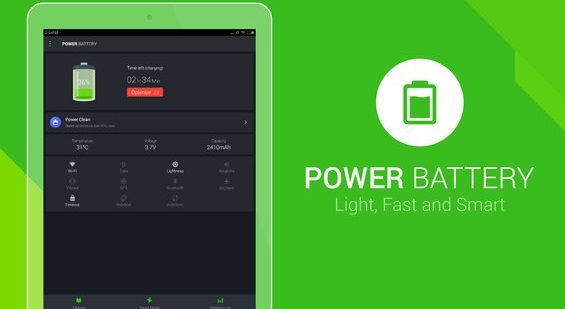 Power Battery - Battery Saver 7.1