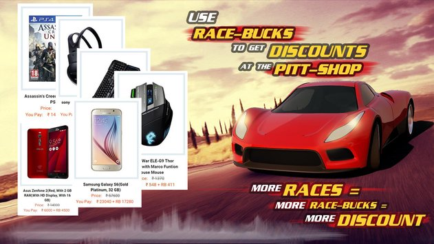 Real Steal Racing 3