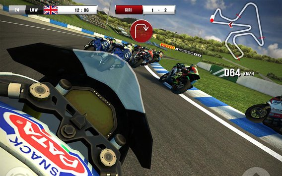 SBK16 Official Mobile Game  2