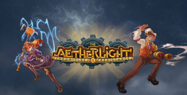 The Aetherlight0