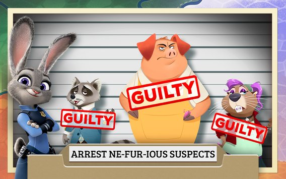 Zootopia Crime Files 2