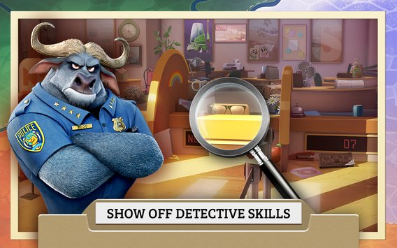 Zootopia Crime Files 3