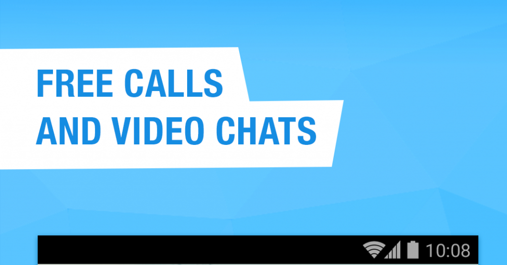 free video calls and chat 4.1png