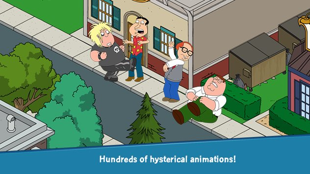 Family Guy The Quest for Stuff 5