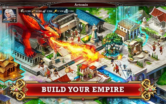 Game of War - Fire Age .