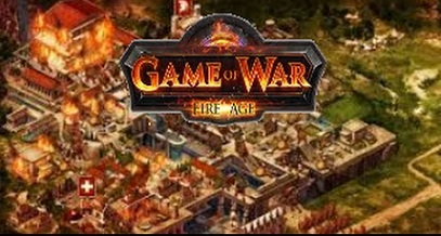 Game of War - Fire Age logo