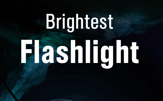 High-Powered Flashlight 2.1