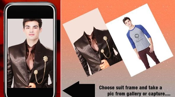 Man Suit Photo Editor 1.1