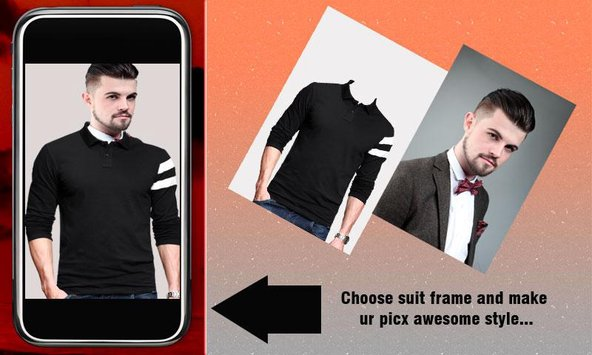 Man Suit Photo Editor 4