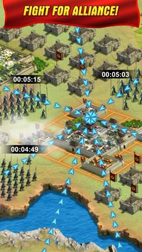 Reign Of Warlords - RTS 3