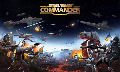 Star Wars™ Commander logo