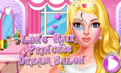 long-hair-princess-hair-salon-logo