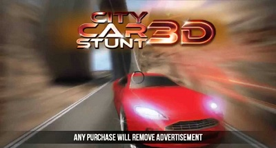 city-car-stunts-3d-logo
