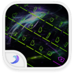 emoji-keyboard-neon-light