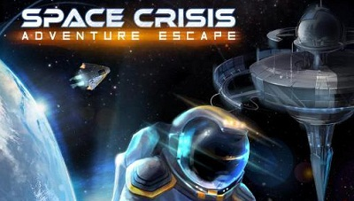 Adventure Escape Space Crisis logo