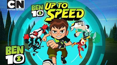 Ben 10 Up to Speed