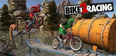 Bike Racing 2 Multiplayer logo