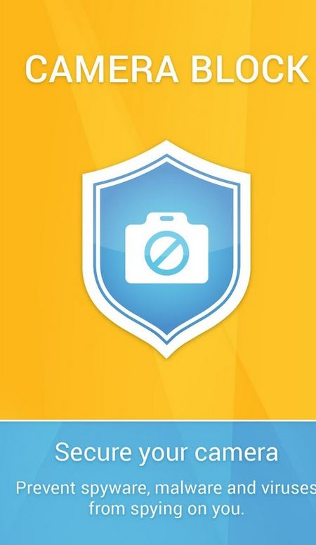 Camera Block - Spyware protect 1
