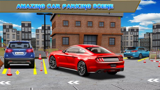 Car Real Parking Free 2