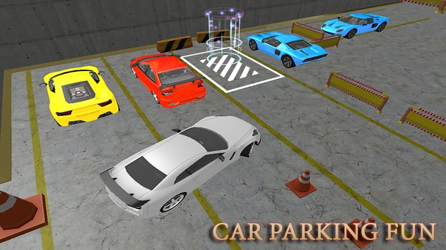 Car Real Parking Free 3