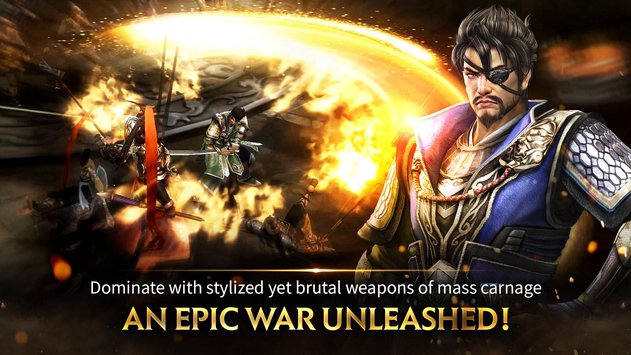 Dynasty Warriors Unleashed 1