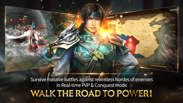 Dynasty Warriors Unleashed 4