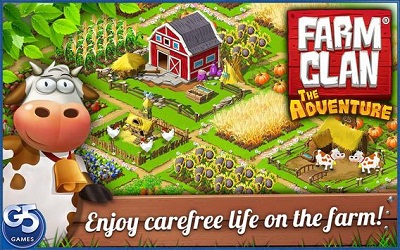 Farm Clan Farm Life Adventure logo