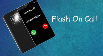 Flash Blinking on Call & SMS logo