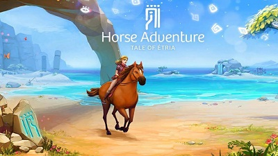 Horse Adventure Tale of Etria logo
