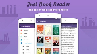 Just Book Reader (eBook) logo