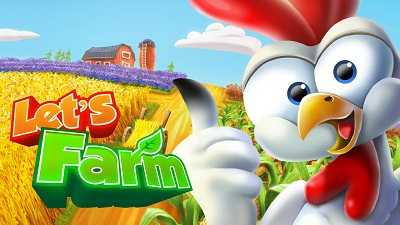 Let's Farm logo